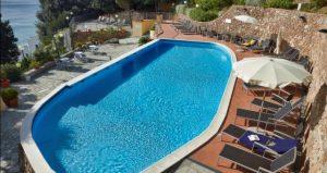 Pool Hotel Acqua Novella Spotorno Ligurien